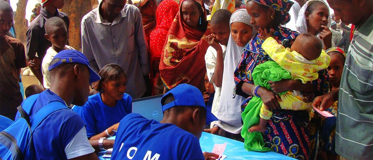 Initiative conjointe UE-OIM pour la protection et la réintégration des migrants : deux ans au service des migrants au Cameroun