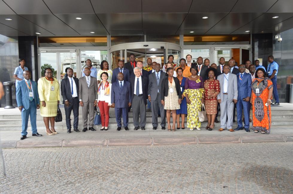 Les hauts responsables de la CEMAC renforcent leurs capacités sur la budgétisation sensible au genre