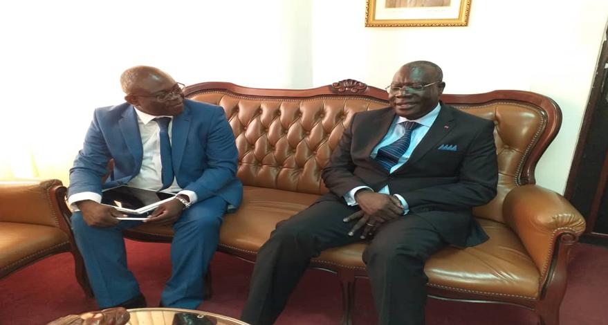 Le Programme VNU au Cameroun reçoit la visite de son Bureau régional Afrique de l'Ouest et centrale