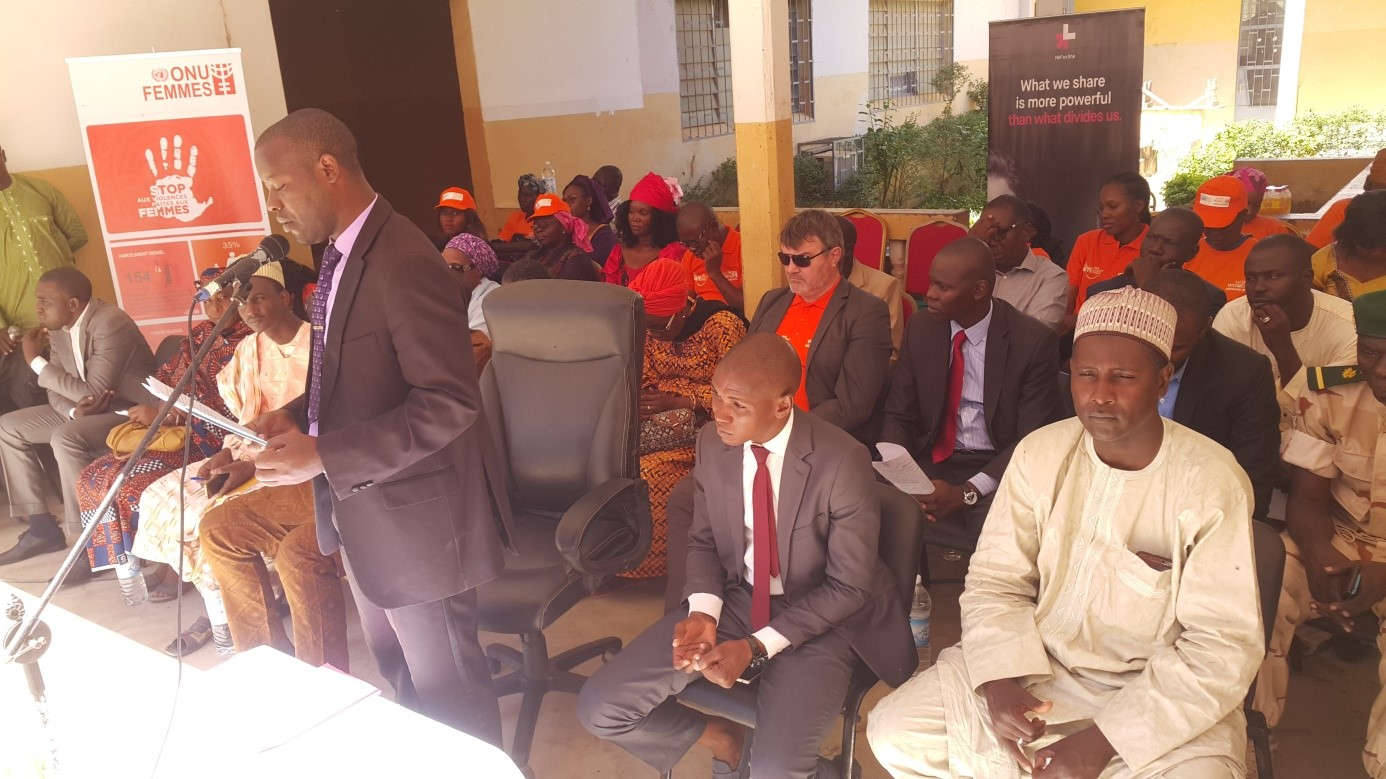 LAUNCH OF THE CAMPAIGN TO END VIOLENCE AGAINST WOMEN IN THE FAR NORTH REGION OF CAMEROON