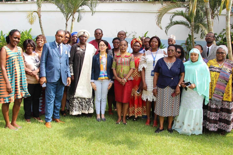 UN WOMEN Cameroon established the new Civil Society Advisory Group (CSAG)
