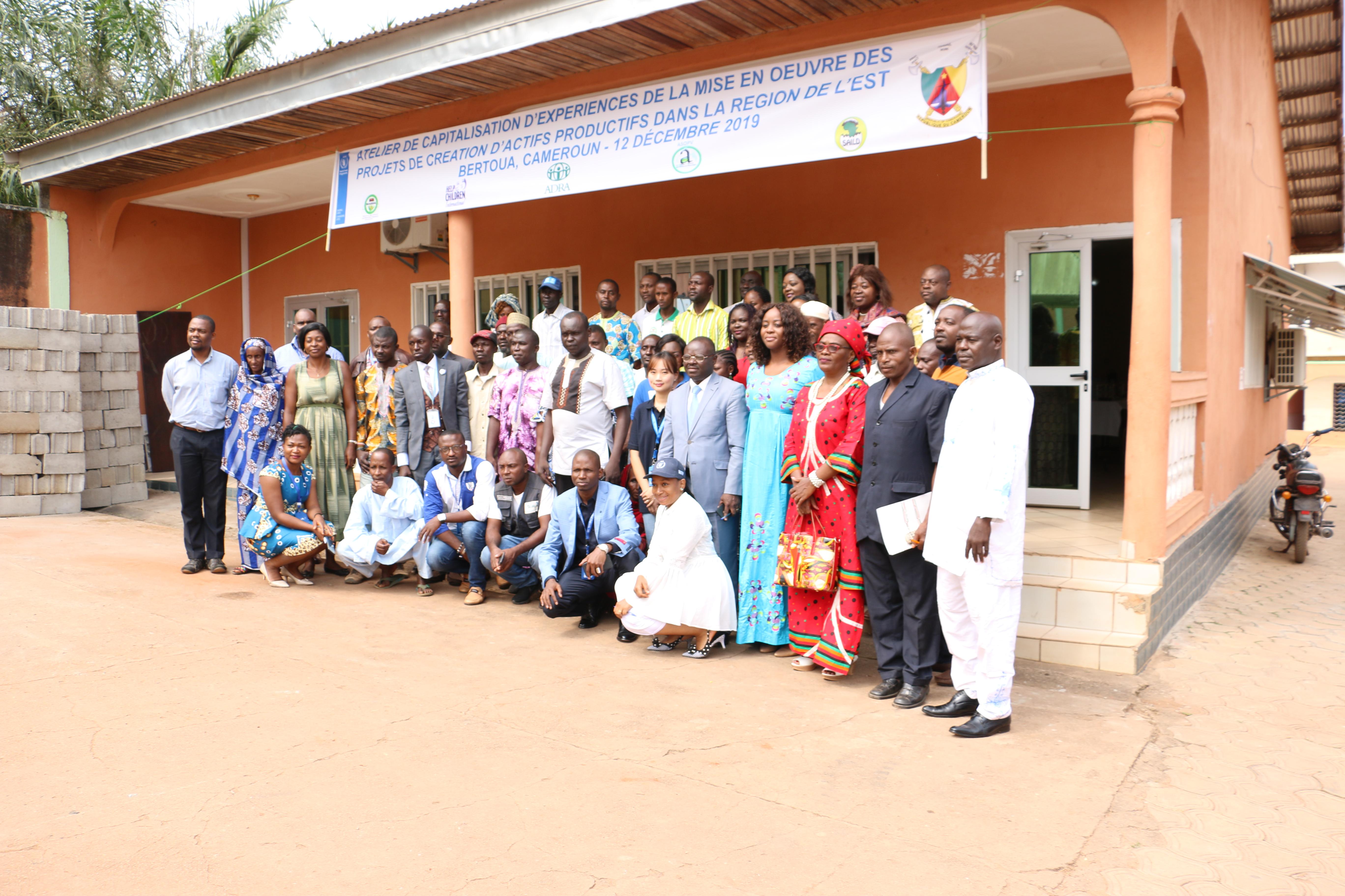 Programme Alimentaire Mondial - Renforcement de la cohésion sociale: les voix de nos bénéficiaires comptent, la redevabilité envers les personnes affectées.