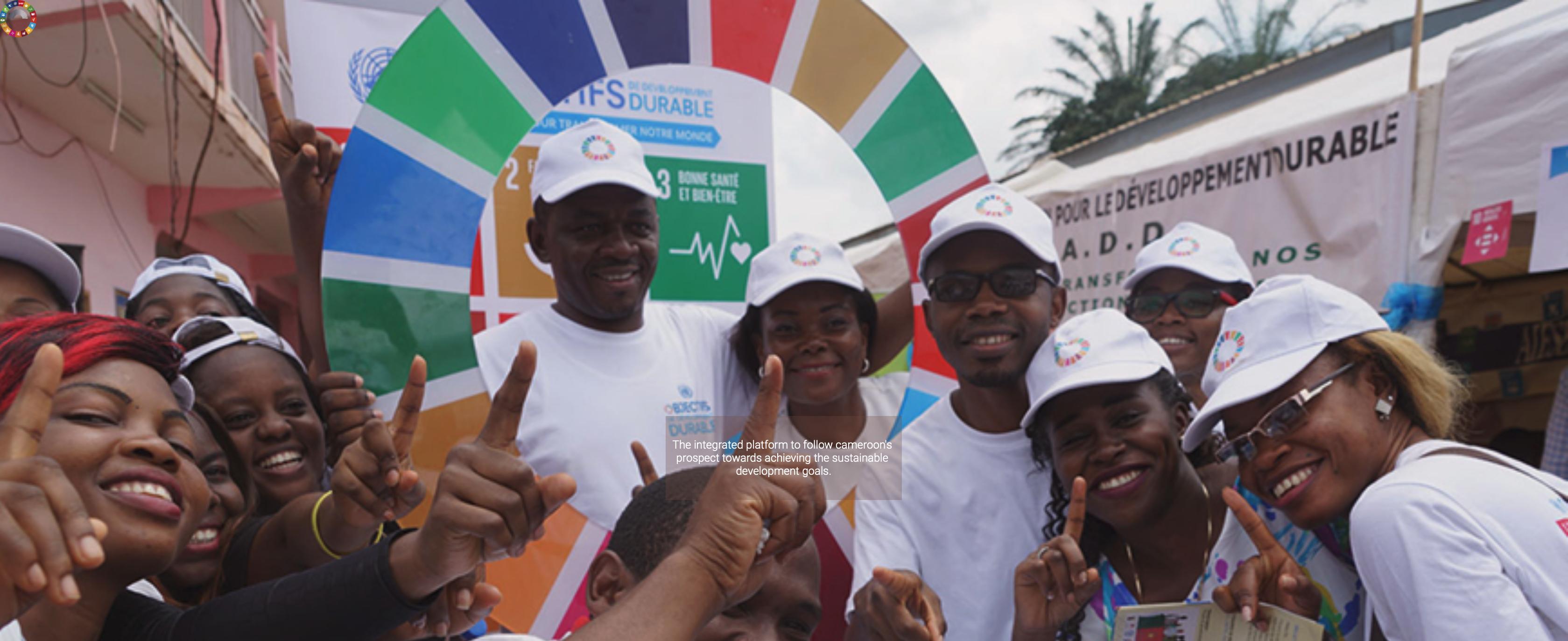 SDG Cameroon Website