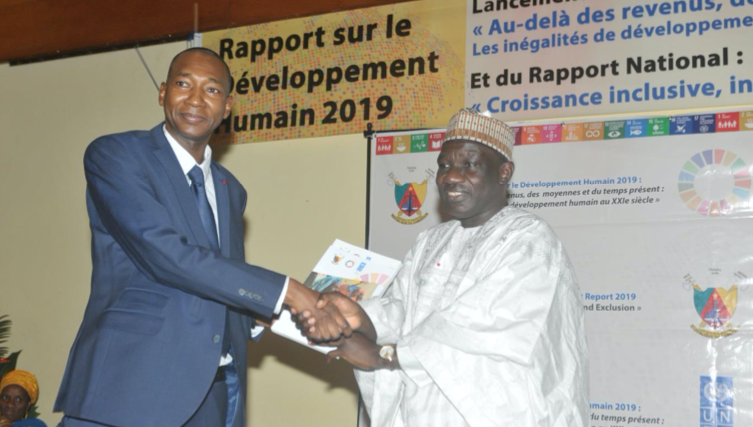 Cameroon launches Global and National Human Development Reports for 2019