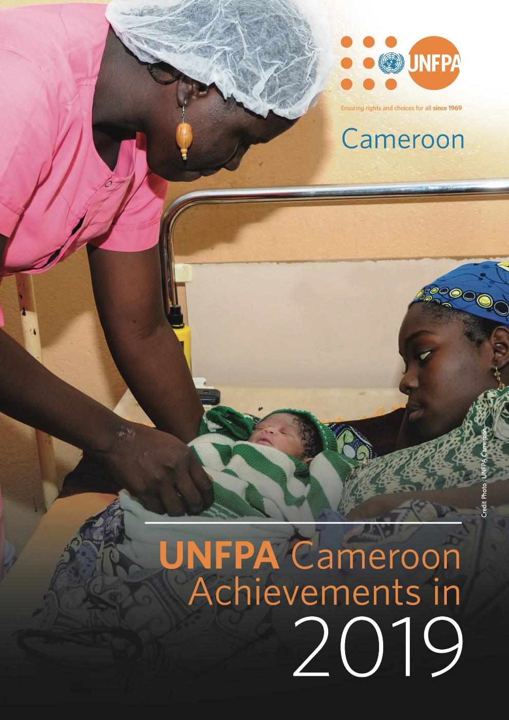 UNFPA Cameroon - Achievements in 2019