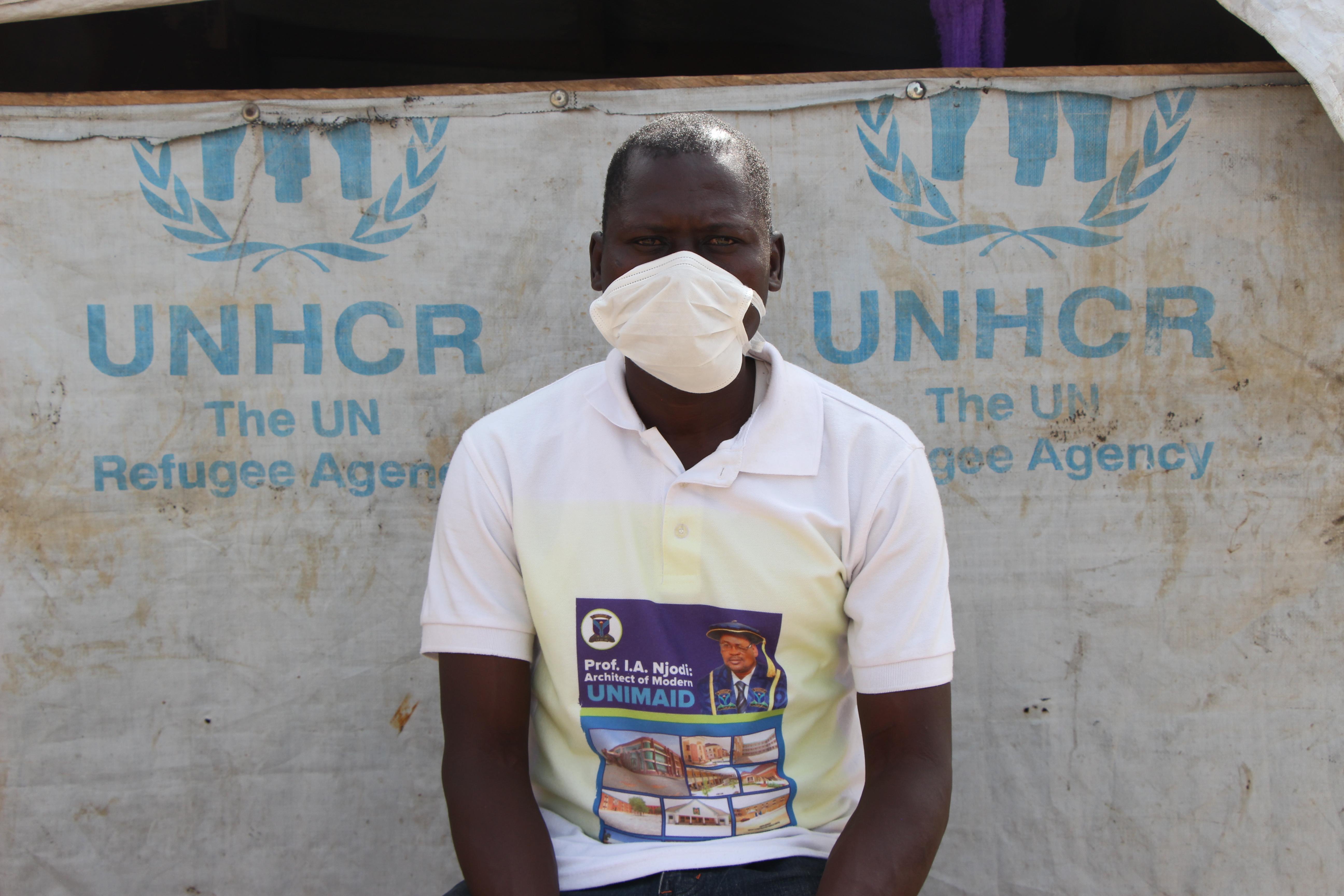 Corona virus : au Cameroun, le HCR se prépare à faire face au « feu de brousse » dans les camps de réfugiés
