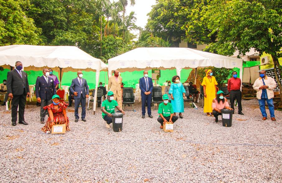 COVID-19 : l'appui à la résilience des jeunes entrepreneurs agropastoraux, déjà des succès
