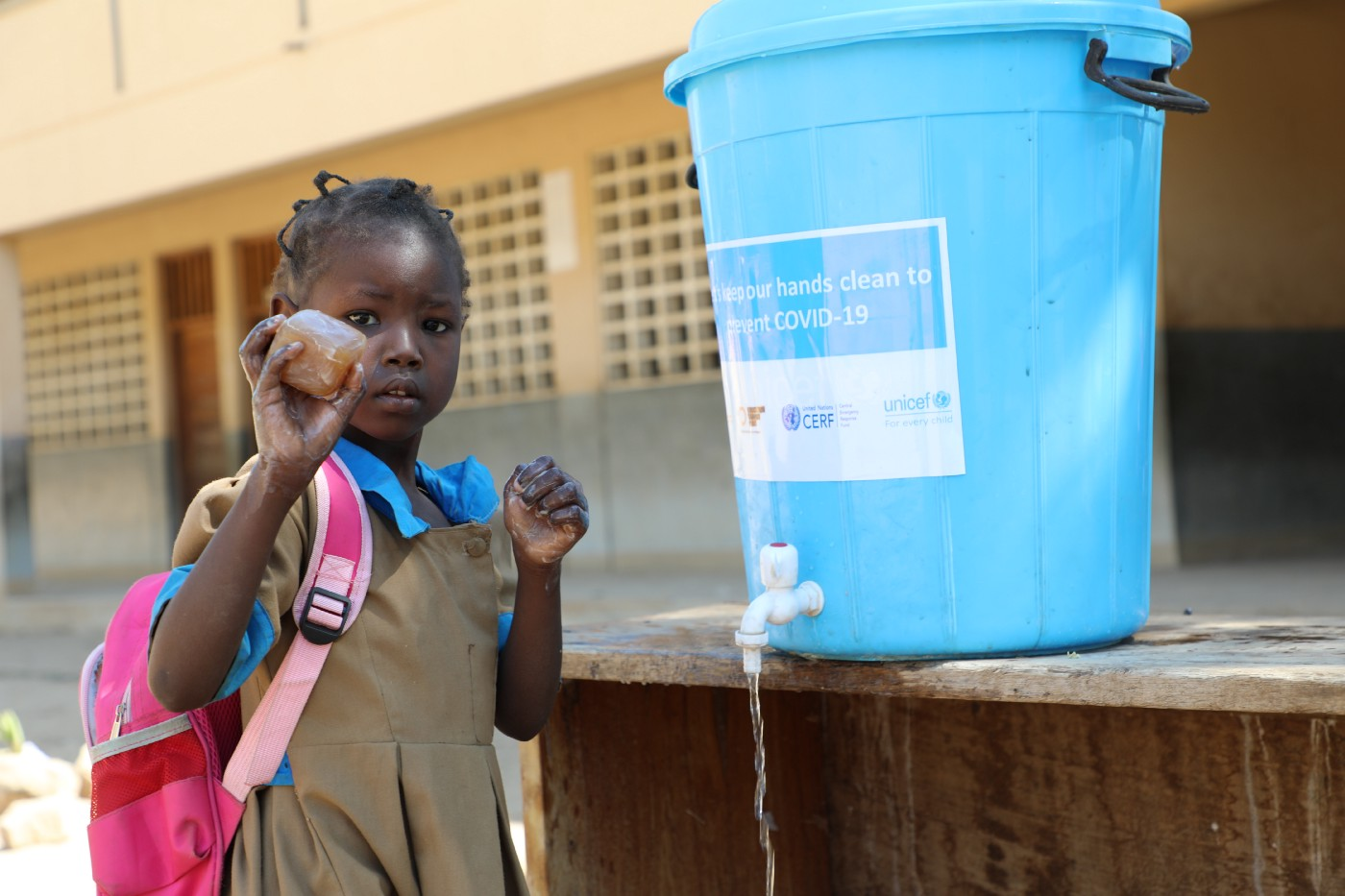 COVID-19 Impact On Children: UNICEF Recompenses Journalism Works