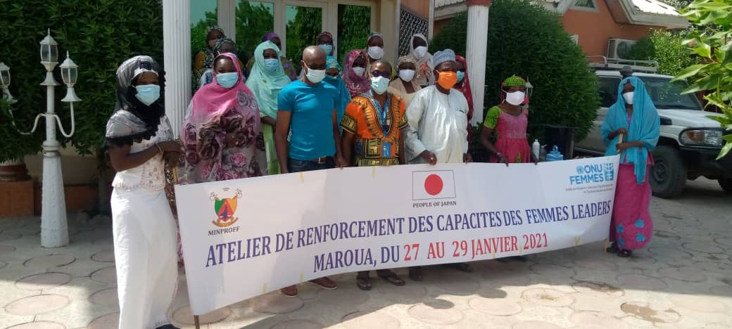 UN Women supports capacity building training in the Far North