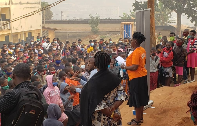 UNFPA launches an age-appropriate Adolescent Sexual Reproductive Health sensitization campaign in the NWSW