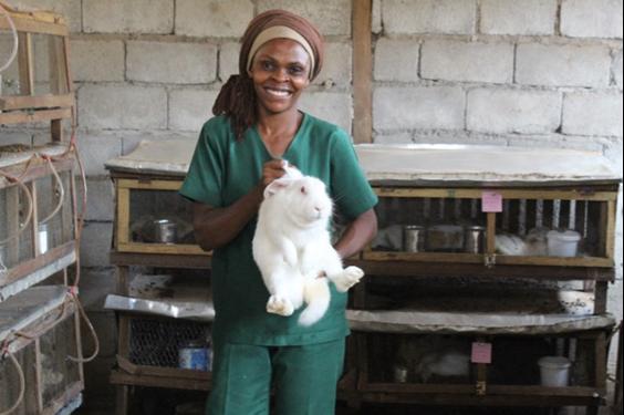 Raïssa Edo : « La crise du COVID19 m'a permise de me découvrir et de la surpasser »
