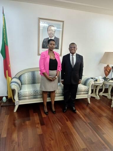 FIDA - Visites ministérielles d'introduction et dialogue politiques
