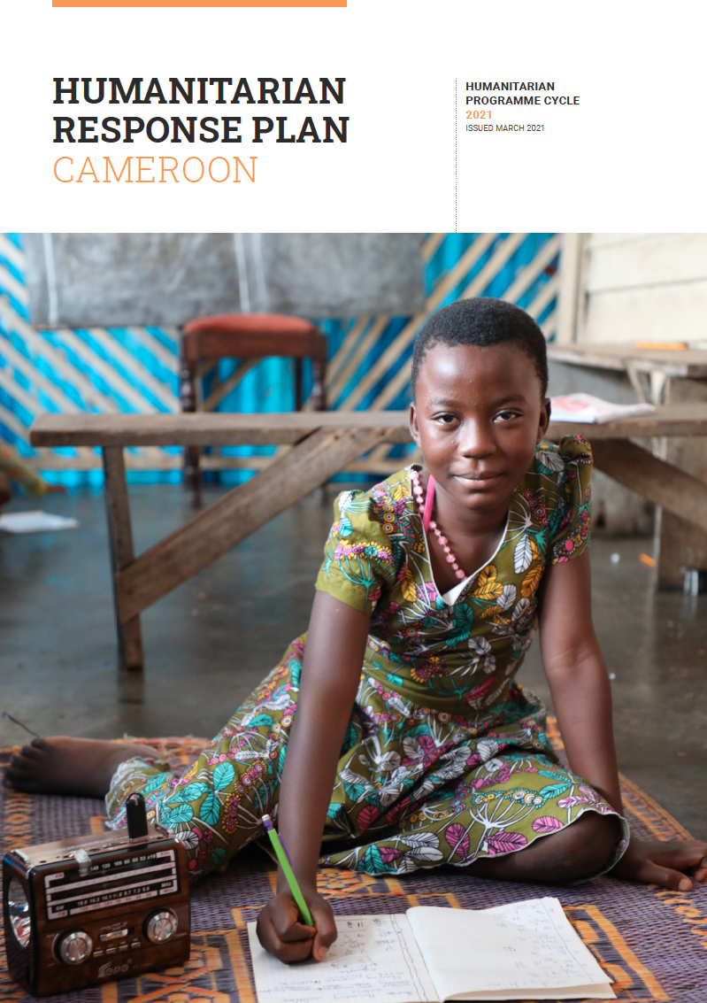 Cameroon Humanitarian Response Plan (March 2021)
