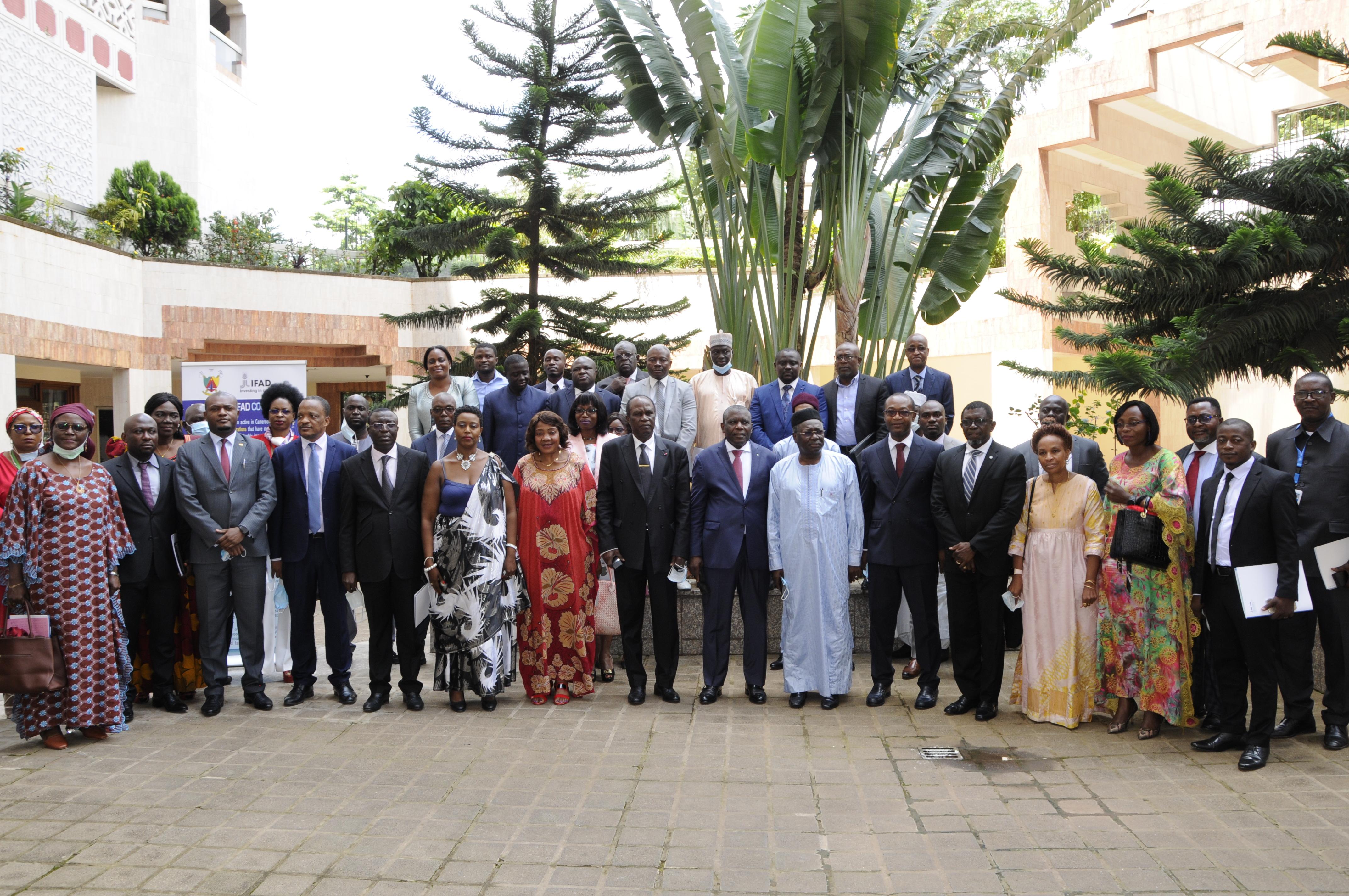 Soutien des populations rurales pauvres face aux effets de la COVID 19 : le FIDA alloue 1,100,669 Dollars US au Cameroun