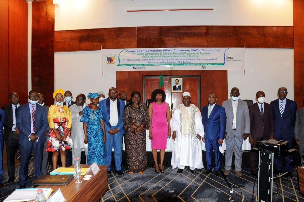 Cameroun-FIDA : une coopération exemplaire et en bonne voie pour éliminer la faim et la pauvreté rurale