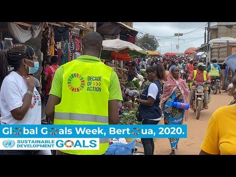 SDG Global Goals Week in Bertoua
